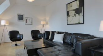 1034 – Furnished Apartment Gefionsgade