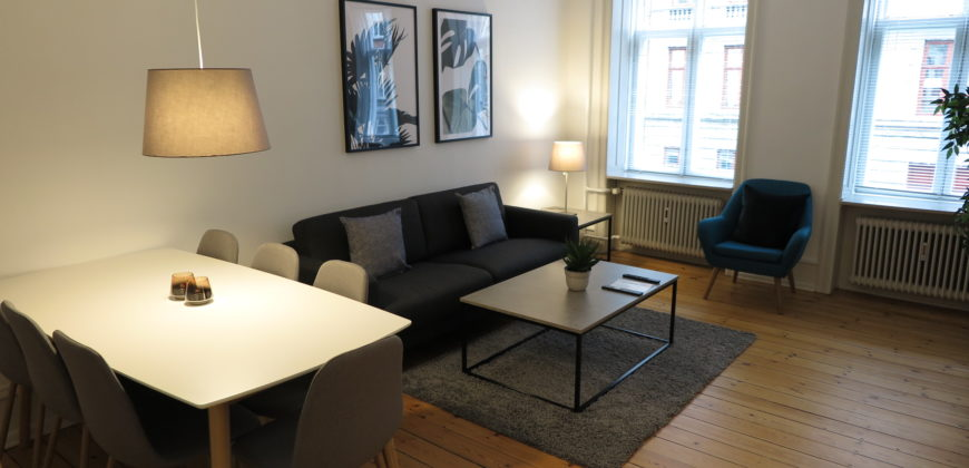 1407 – Furnished rehousing at Østerbro