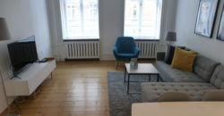 1406 – Furnished apartment at Østerbro