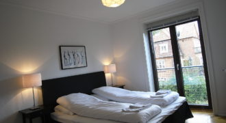 1405 – Furnished apartment at Østerbro
