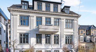 1436 – Hyggelig lejlighed på Hortensiavej på Frederiksberg