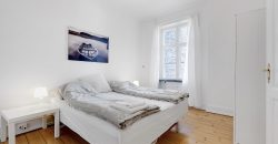 1435 – Rummelig 3 værelses lejlighed Gammel Kongevej