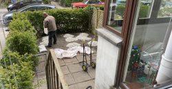 1551 – Skøn møbleret lejlighed med lille have