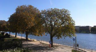 1451 – Rummelig lejlighed lige ved søerne