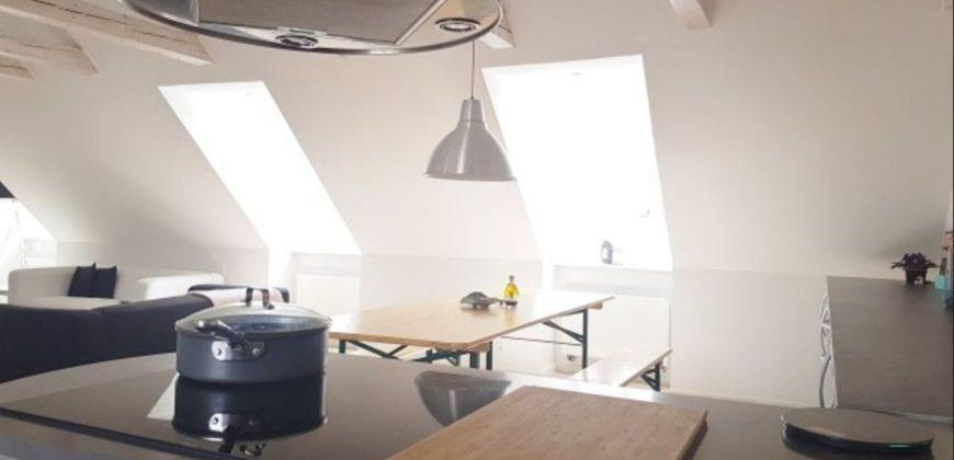 1504 – Unik New Yorker lejlighed på Christianshavn