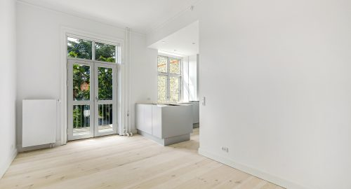 1510 –  Unique apartment in the middle of Frederiksberg