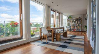 1192 – Penthouse på Frederiksberg