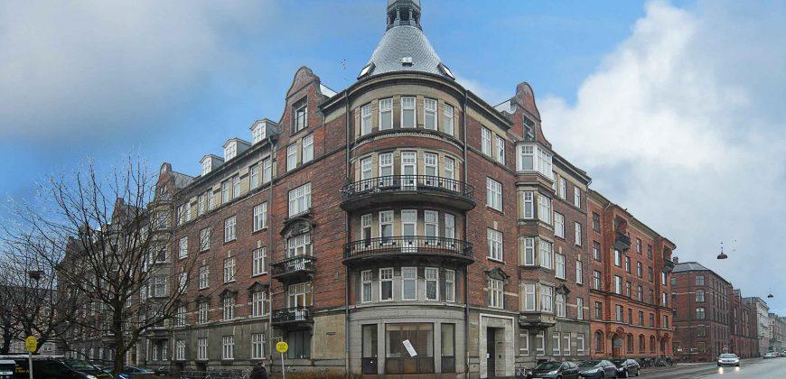 1517 – Skøn 3 værelses lejlighed i Vester Voldgade