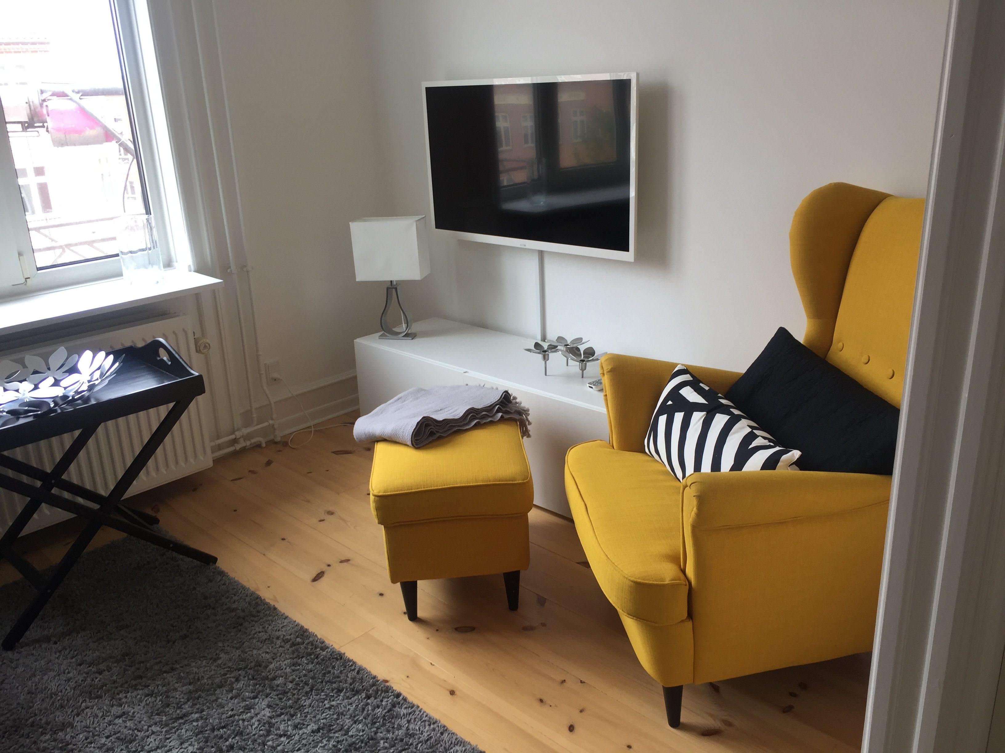 1519 – 2 værelses lejlighed på Højdevej