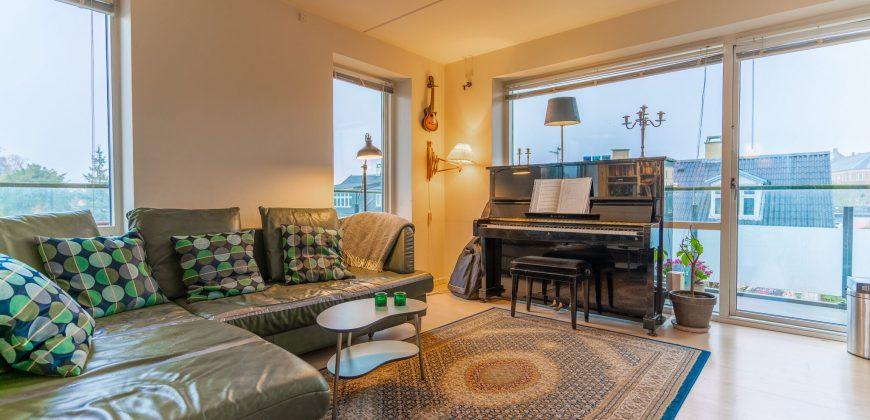 1400 – Lejlighed på Brønshøjholms Alle