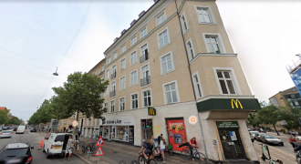 1553 – Newly renovated six-room apartment in Østerbro