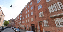1555 – Four room apartment in Inner Østerbro