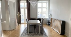 1553 – Newly renovated six room apartment in Østerbro