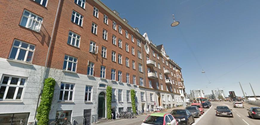 1558 – Treværelses lejlighed på Ingerslevgade