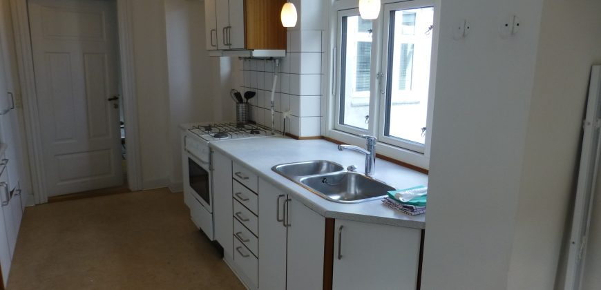 1587 – Apartment on Sankt Jørgens Allé