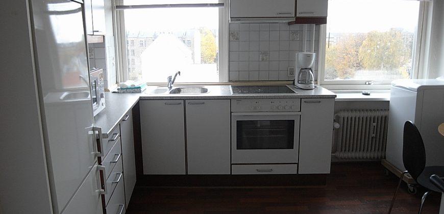 1586 – Apartment on Rolighedsvej