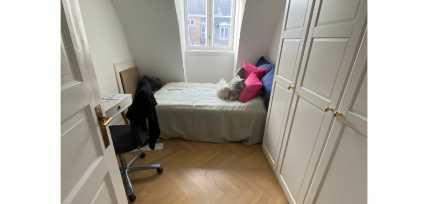 1582 – Four room apartment in Inner Østerbro