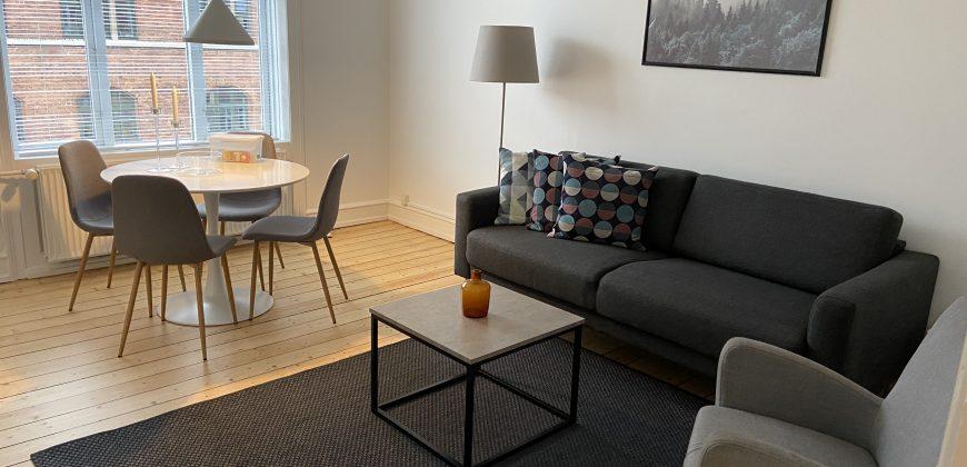 1593 – Apartment on Nordre Fasanvej