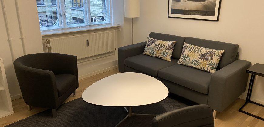 1605 – Apartment on Linnésgade