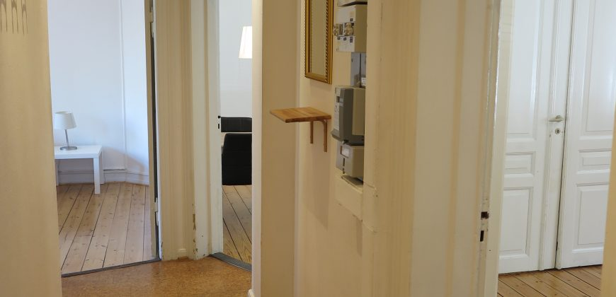 1598 – Apartment on Henrik Ibsens Vej