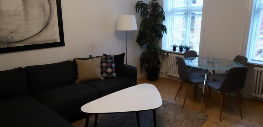 1600 – Apartment on Ålborggade