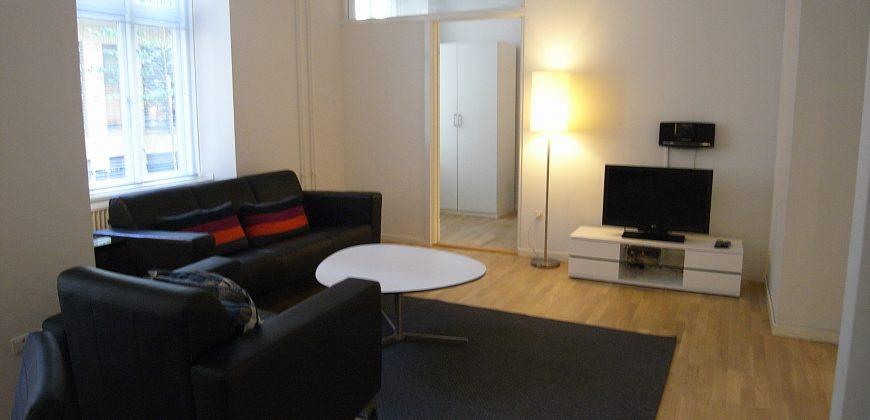 1604 – Apartment on Linnésgade