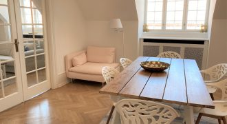 1582 – Fireværelses lejlighed på Østerbro