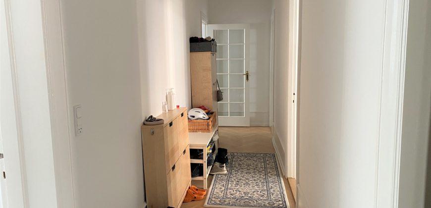 1613 – Four room apartment on inner Østerbro