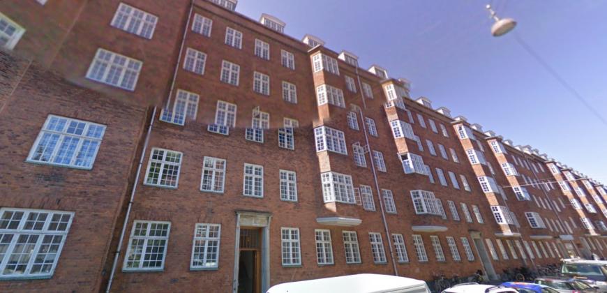 1613 – Fireværelses lejlighed midt på Østerbro