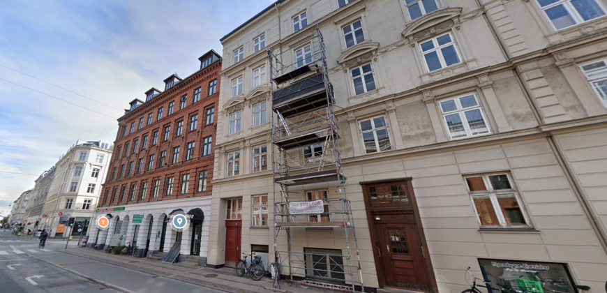 1623 – Apartment on Nørre Farimagsgade