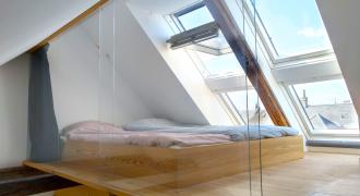 1631 – Furnished apartment on Christianshavn