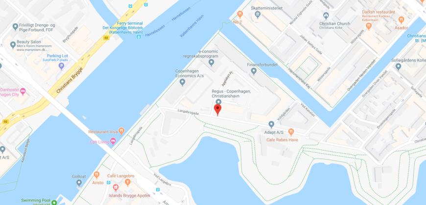 1635 – Skøn 2 værelses på Christianshavn